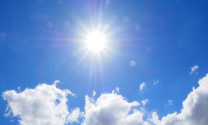 Сончево со умерен ветер и температура до 27 степени