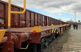 Во прекин железничкиот товарен сообраќај