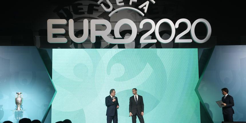ЕП 2020  Отворање во Рим  финале во Лондон