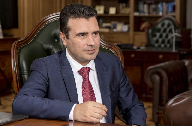 Премиерот Заев ќе учествува на Светскиот економски форум во Давос