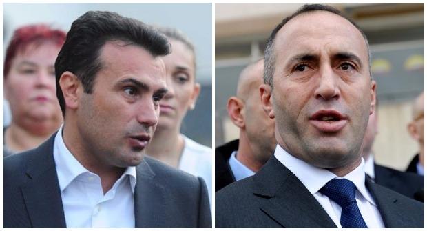 Харадинај пред посетата на Заев на Косово   знак на добра волја