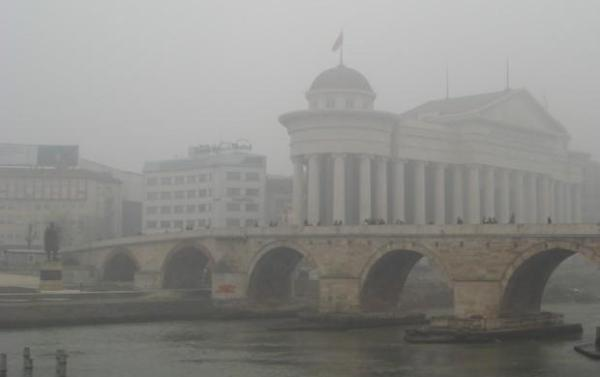 Алармантно  Осум пати повисока загаденоста на воздухот во Лисиче